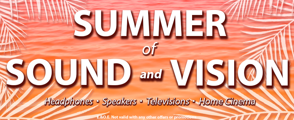 summer of sound and vision
