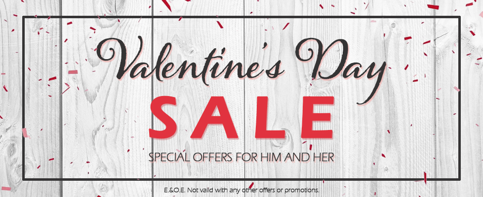 Valentine's Day Special Offers for Her at Musical Images