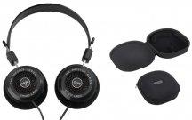 Grado SR80e On-Ear Headphones with Carry Case Bundle