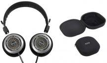 Grado SR325e On-Ear Headphones with Carry Case Bundle