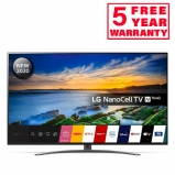 LG 49NANO866NA 49 inch 2020 NanoCell 4K Smart TV