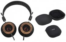 Grado RS1e On-Ear Headphones with Carry Case Bundle