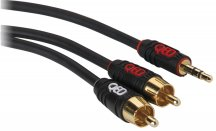 QED Profile Single J2P Jack-to-Phono Cable - 3 Metres