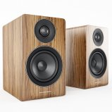 Acoustic Energy AE100 Walnut Vinyl Veneer Speakers - Pair