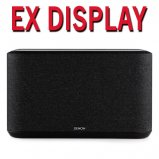 Denon Home 350 Wireless Speaker in Black - Ex Display