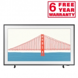 Samsung QE75LS03A 2021 75 inch The Frame Art Mode QLED 4K HDR Smart TV front