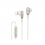 Kef M100 In Ear Headphones in Champagne Gold - Manufacturer Refurbished