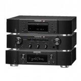 Marantz PM6006 UK Amplifier, CD6006 UK CD Player and NA6006 Network Audio Player - Black