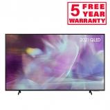 Samsung QE75Q60AA 2021 75 inch Q60A QLED 4K HDR Smart TV front