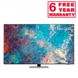 Samsung QE55QN85AA 2021 55 inch QN85A Neo QLED 4K HDR 1500 Smart TV front