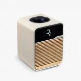 Ruark R1 MK4 Deluxe Bluetooth Radio in Light Cream