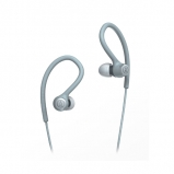Audio Technica ATH-SPORT10 Sonic Sport In-Ear Headphones - Grey