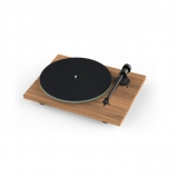 Pro-Ject T1 Turntable in Walnut