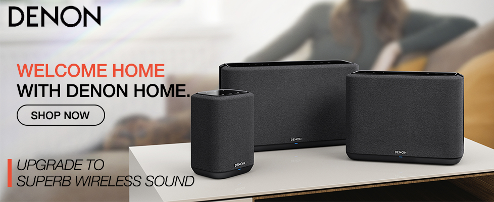 Denon Wireless Home Speakers
