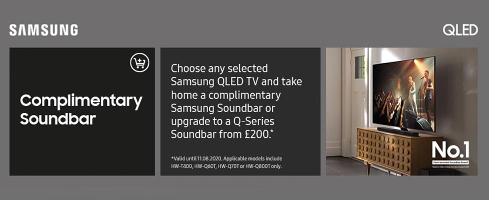 Samsung Free T400 Soundbar