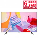 Samsung QE43Q60TA 43 inch QLED 4K Quantum HDR Smart TV with Tizen OS front