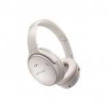 Bose QuietComfort 45 Noise-Cancelling Headphones - Silver