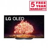LG OLED55B16 2021 55 inch 4K Smart OLED TV front