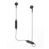 Audio Technica ATH-C200BT Wireless In-Ear Headphones - Black