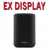 Denon Home 150 Wireless Speaker in Black - Ex Display