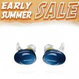 Bose SoundSport Free Wireless In-Ear Headphones in Midnight Blue front
