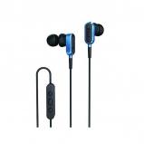 Kef M100 In Ear Headphones in Racing Blue - Manufacturer Refurbished