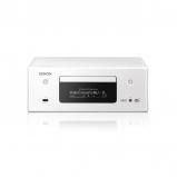 Denon RCD-N11DAB Ceol N11DAB Hi-Fi Network CD Receiver with Heos Built in - White