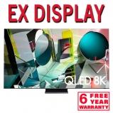Samsung QE75Q900T 75 inch Q900T 8K HDR 2020 Smart TV - Ex Display