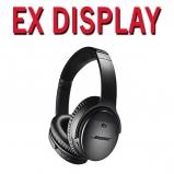 Bose QuietComfort 35 II Noise Cancelling Wireless Headphones Black - Ex Display