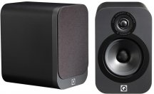 Q Acoustics Q3020 Series Bookshelf Speakers in Matte Graphite Pair