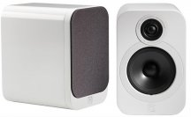 Q Acoustics QA3010 Bookshelf Speakers in White Pair