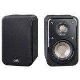 Polk S10 Signature HiFi Home Theatre Satellite Surround Speaker Black pair