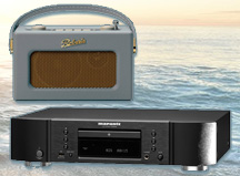 Shop for CD Players, Radios + Turntables