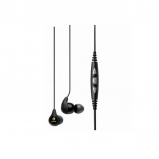 Shure SE115M+ Sound Isolating Headset with Remote and Mic for iPhone + iPod