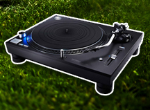 Shop CD Players, Radios + Turntables