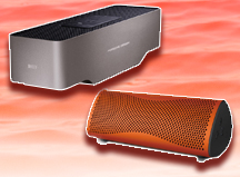 Summer of Sound and Vision - Wireless Bluetooth Speakers