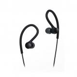 Audio Technica ATH-SPORT10 Sonic Sport In-Ear Headphones - Black