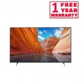 Sony KD55X80JU 2021 55 inch 4K Ultra HD HDR Smart TV front