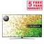 LG 75NANO866 2021 75 inch Nano86 4K NanoCell Smart TV front