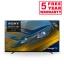 Sony XR55A80JU 2021 55 inch Bravia XR OLED 4K Ultra HD HDR Smart TV front