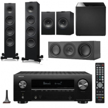 Denon AVRX2700H 7.2 Ch 8K AV Receiver with Kef Q550 Speaker Pack