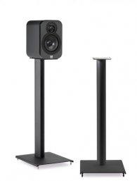 Q Acoustics Q3000ST Series Speaker Stands in Black