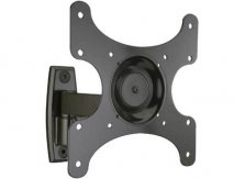 SANUS MF209-B2 Full-Motion Wall Mount for 13inch?39inch Screens, extends 9inch