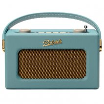 Roberts REVIVAL-UNO DAB/DAB+/FM Digital Radio with Alarm - Duck Egg front