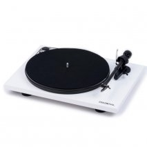 Pro-Ject Essential III BT Turntable with Built in Phono Stage and Bluetooth -Wht