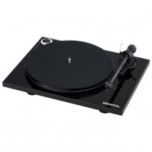Pro-Ject Essential III Digital Turntable with Built in Phono Stage in Black