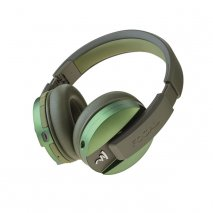 Focal Listen Premium Closed Back Wireless Headphones in Olive