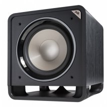 Polk HTS12 12 inch Subwoofer with Power Port Technology in Black angle