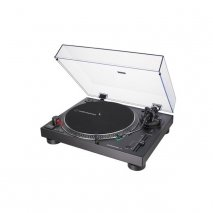 Audio Technica AT-LP120X Manual Direct-Drive Turntable with Analogue & USB angle
