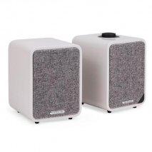 Ruark MR1 MK2 Active Bluetooth Speakers - Soft Grey